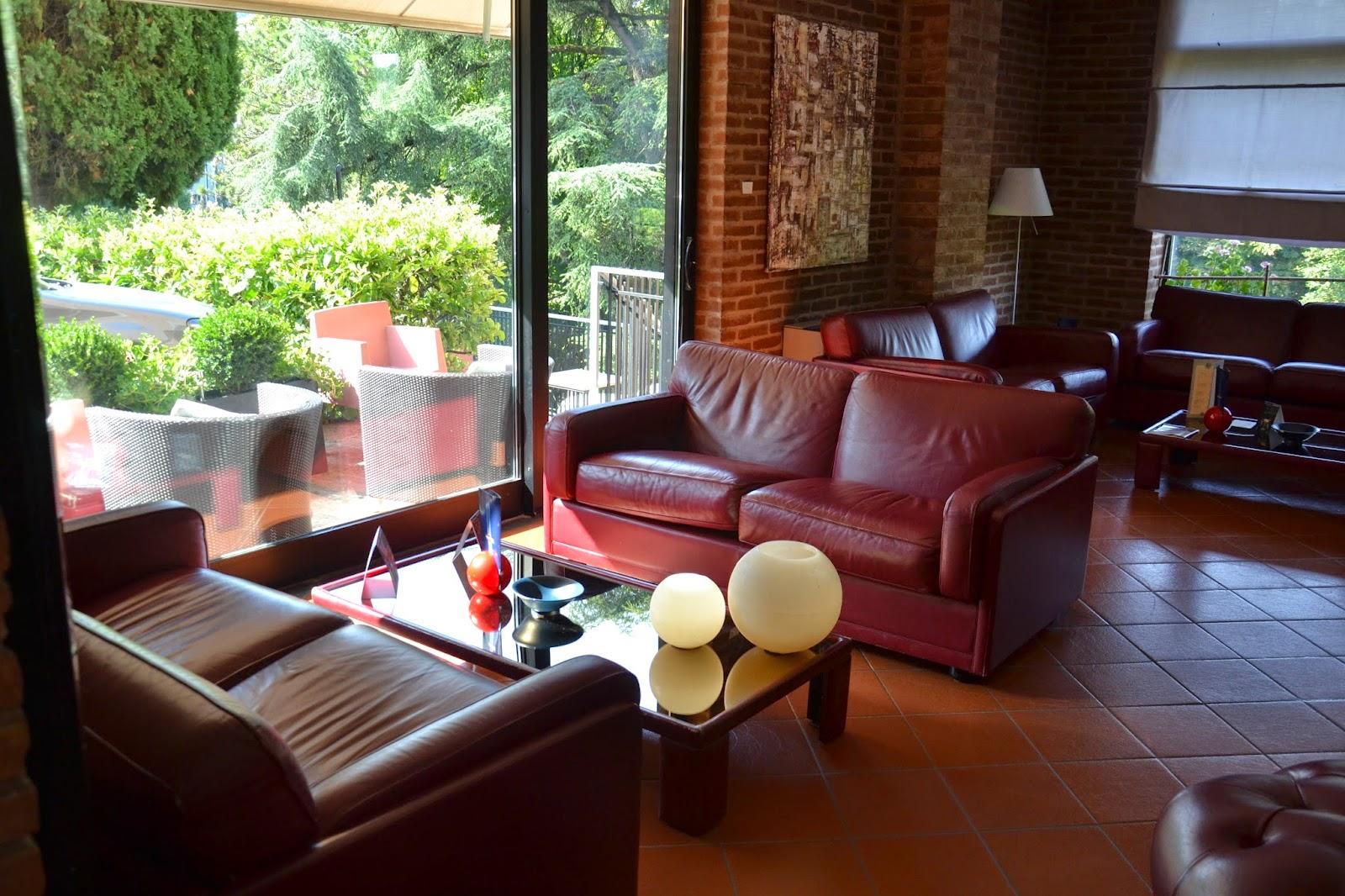 Petit salon hôtel I Ducchi