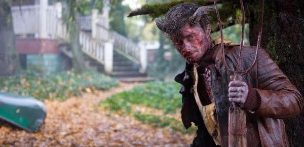 Daniel Radcliffe e sua incrível maquiagem diabólica nas imagens inéditas do thriller sobrenatural HORNS