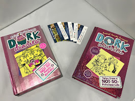 GIVEAWAY: WIN 4 FREE Meal Passes To Any Ovation Restaurant and Two Dork Diaries Series Books