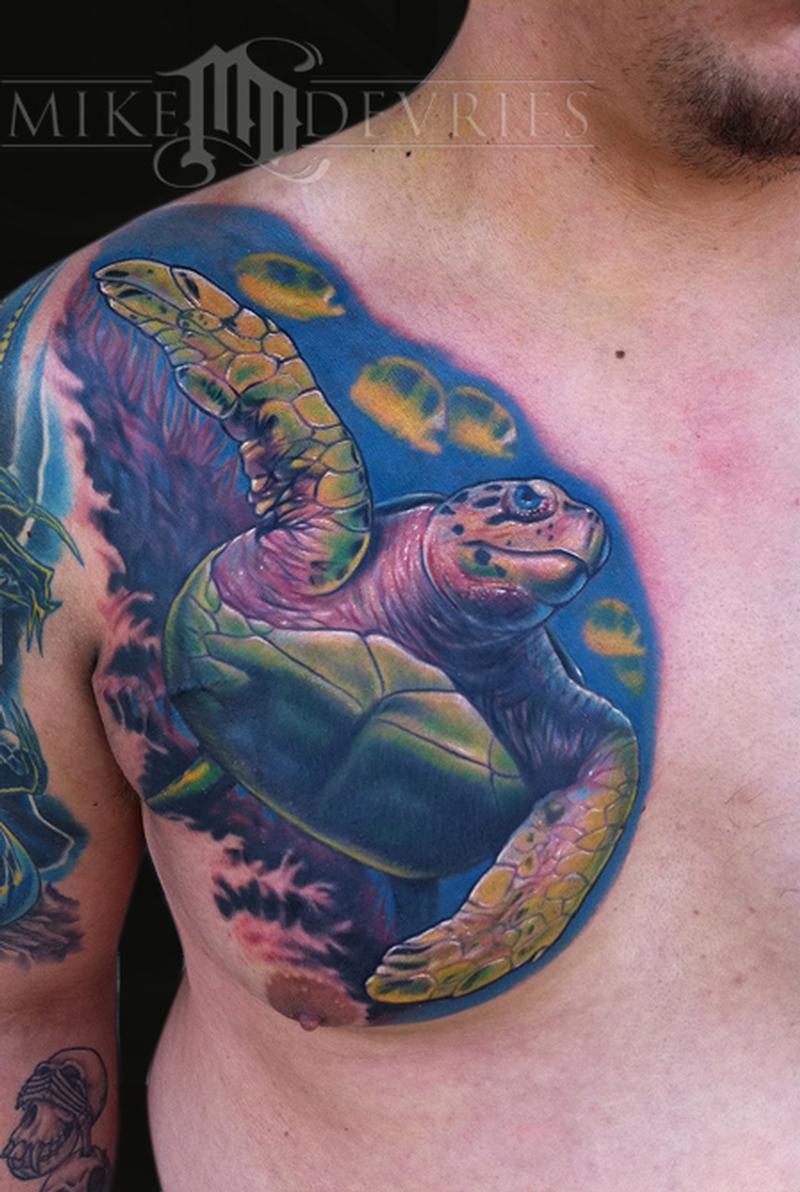 tatto: Turtle Tattoo Designs  Sea