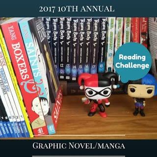 Graphic Novel Challenge