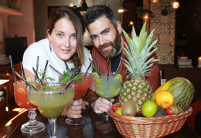 Miami Sunset Soul, El Recuerdo, Madrid, Afterwork, Bloggers, Lifestyle