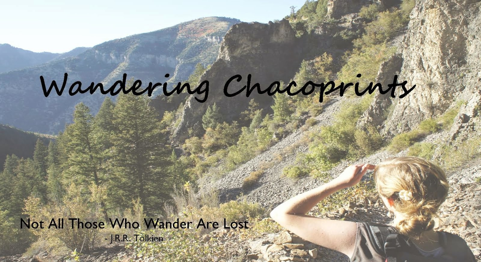 Wandering Chacoprints