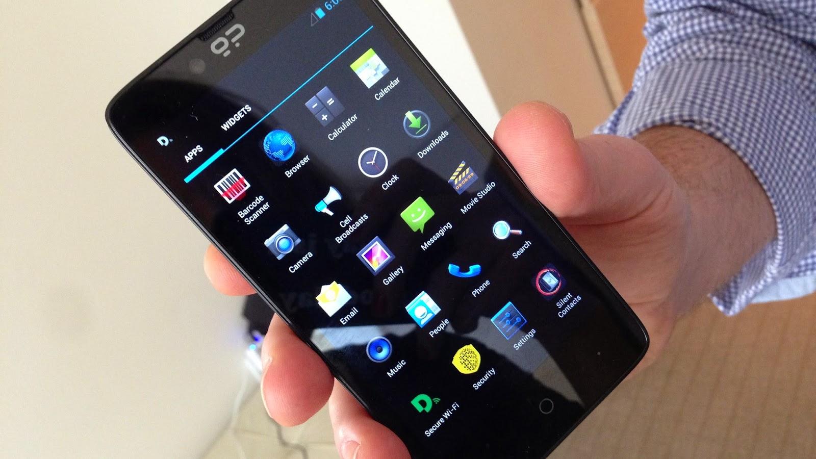 Blackphonek, el smartphone más seguro actualmente