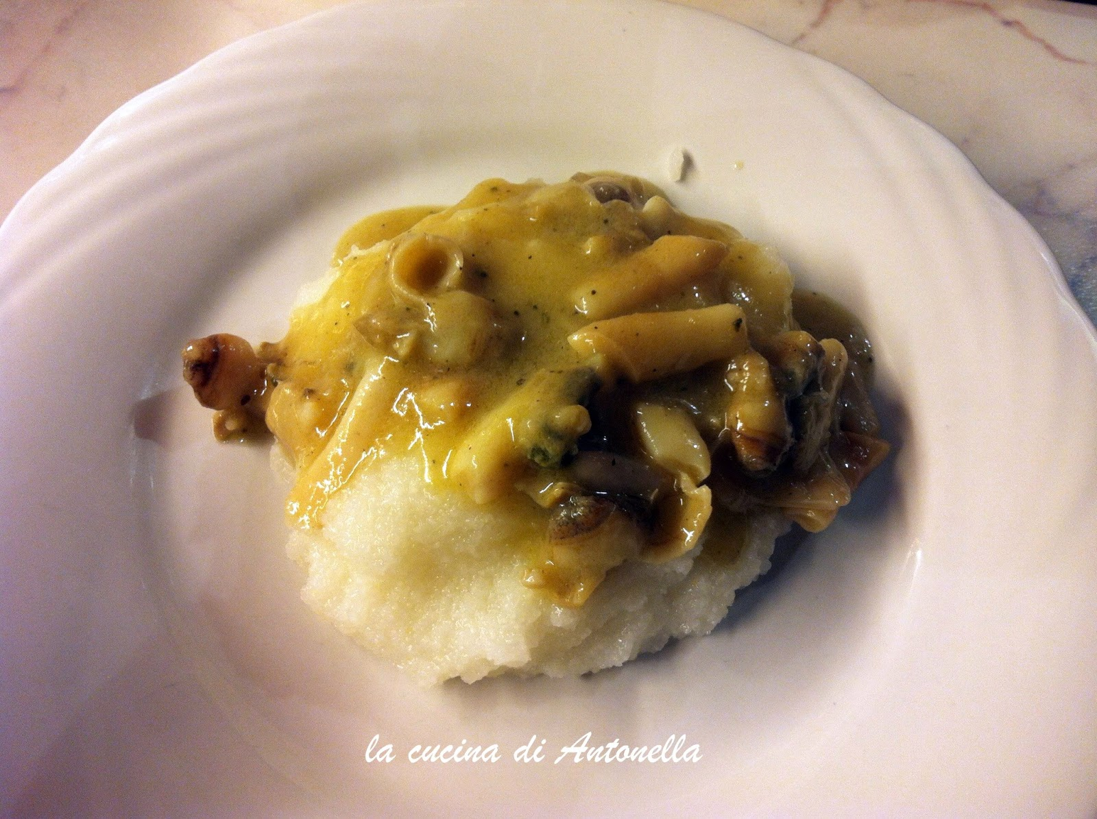 La cucina di antonella capelonghe in boreto alla graisana - La cucina di antonella ...