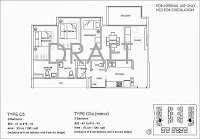 3 Bedrooms Floor Plans