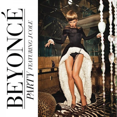 Beyonce Ft. J. Cole - Party Remix Lyrics