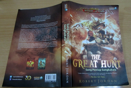 Best-seller Books: The Great Hunt, Kisah Fantasi yang Disangka Nyata