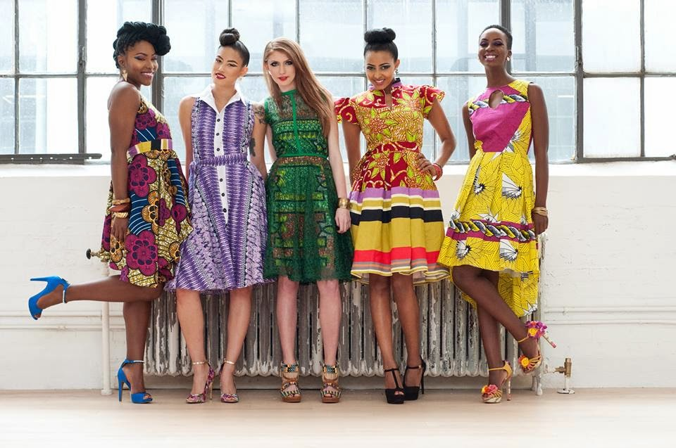 Vakwetu style, African fashion, Kaele Collection, Catherine Addai