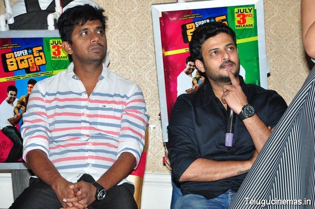super star kidnap pressmeet
