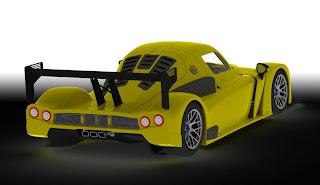Radical RXC (2013 Rendering) Rear Side