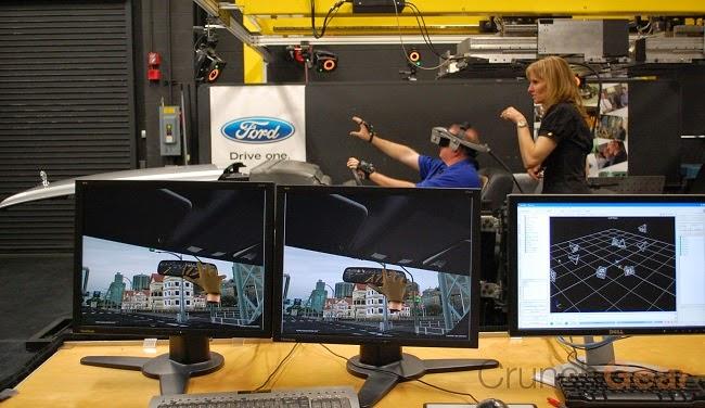 Dùng công nghệ làm video game trong thiết kế xe