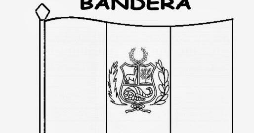recursos para educación inicial: SÍMBOLOS DE LA PATRIA PARA COLOREAR...