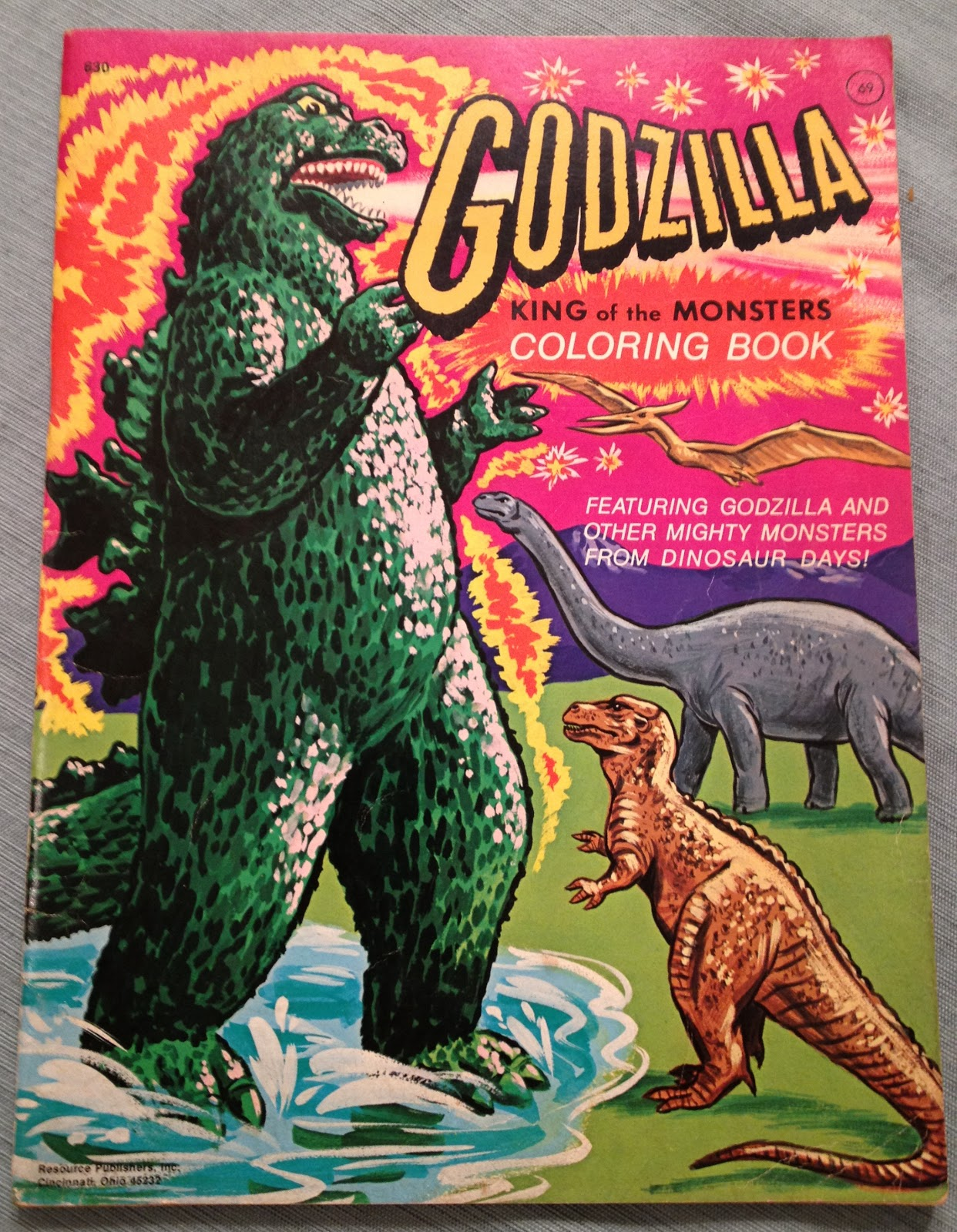 The Sphinx Godzilla Movie Poster Collection Part Four