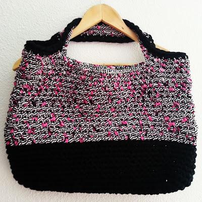 sac trapilho crochet tuto