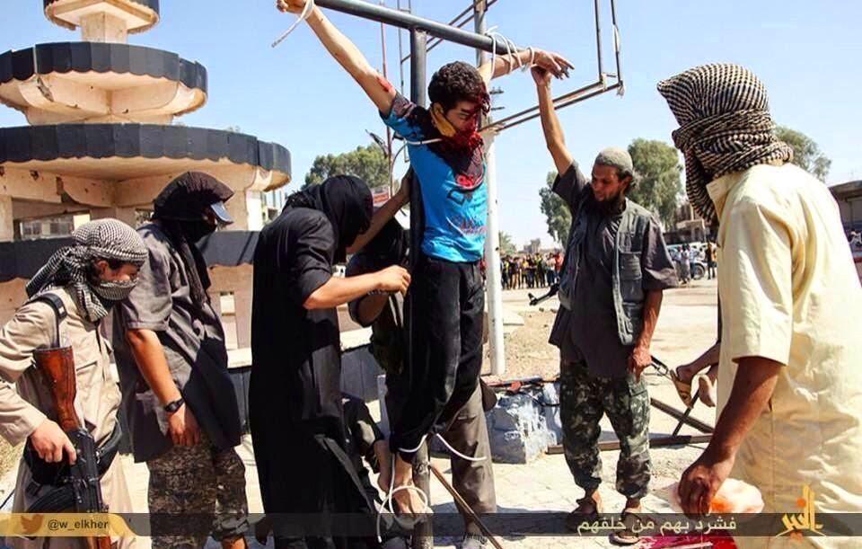 No más Muerte de cristianos por su Fe