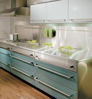 Metal Kitchen Cabinets Pictures