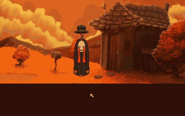 The lovely pixel art of Ben Chandler.