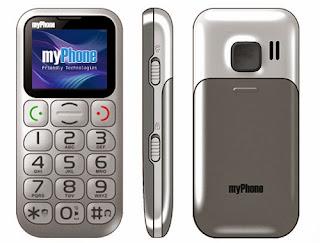 Telefon myPhone 1045 z Biedronki