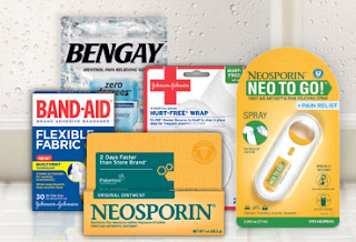 $5 Check, First Aid Bag and $17 in Coupons with $10 Band-Aid/Neosporin Purchase – Printable Mail-in Rebate Form