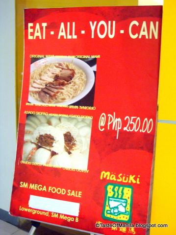 Masuki Eat All You Can