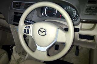 Dashboard Mazda VX1