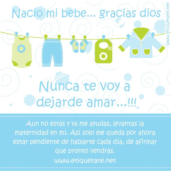 Mensajes para felicitar a un recién Nacido para compartir en Google+