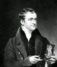 Great Scientist Sir Humphry Davy photo