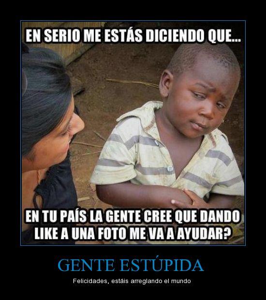 Odio a La Gente Estúpida http://allimitedelacordura.blogspot.com/2012