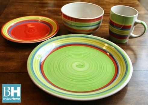 The ... & Santa Fe Dinnerware from BrylaneHome #CincoDeMayo #Recipe ~ Planet ...