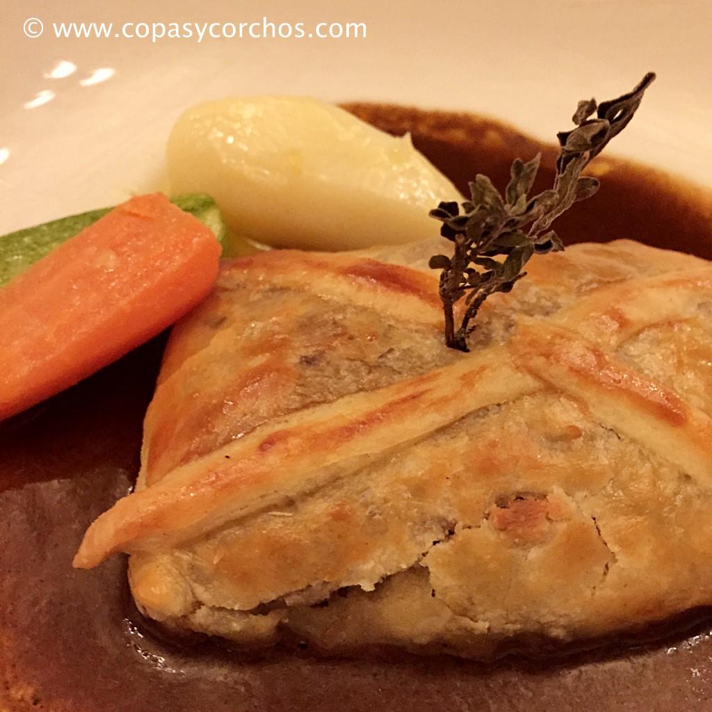 Lujo culinario en maridaje de cocina espa ola y vinos de jerez for Cocina y alma jerez