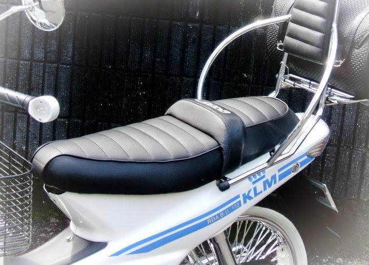 Foto Modifikasi Honda Supra X 110 dan Supra Fit