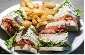 -CLUB SANDWICH