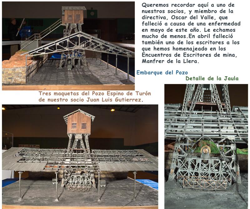 Exposición de Coleccionismo Minero Grucomi, Morcín