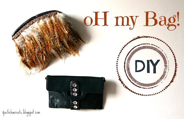 DIY: OH MY BAG