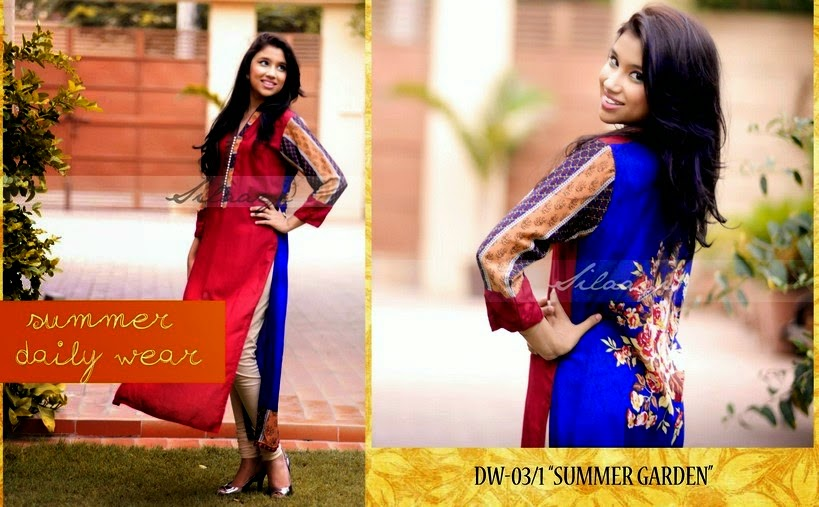 Silaayi Summer Collection for Girls
