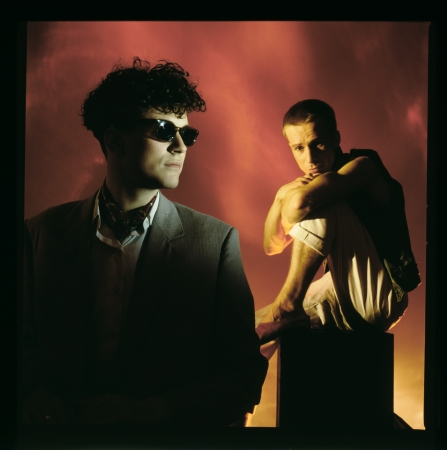 A Horrorfying Blog Blancmange Synthpop Duo From 80s