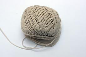 a ball of string used in Carlie M.A. Cullen's guest post on J.R. Wagner's Author blog. Post called The importance of Writing Exercises