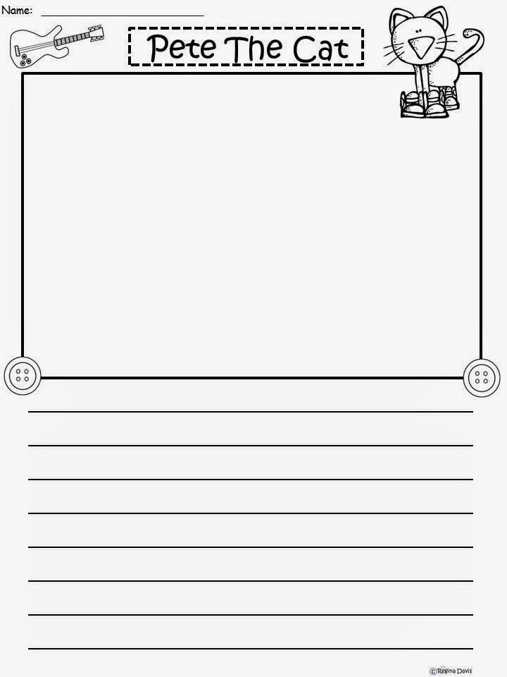 Our Favorite Cat Worksheets