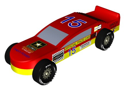 Car club 4 you car pictures and car wallapers pinewood for Pinewood derby race car templates