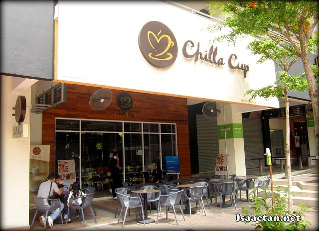 Chilla Cup SetiaWalk Puchong