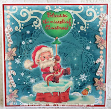 Featured Card for 12 Months of Christmas Challenge