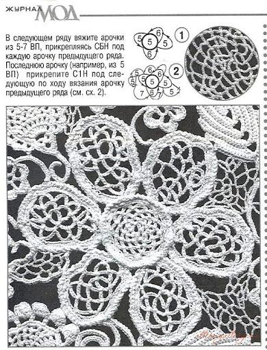 Вязание крючком от мирославы 52