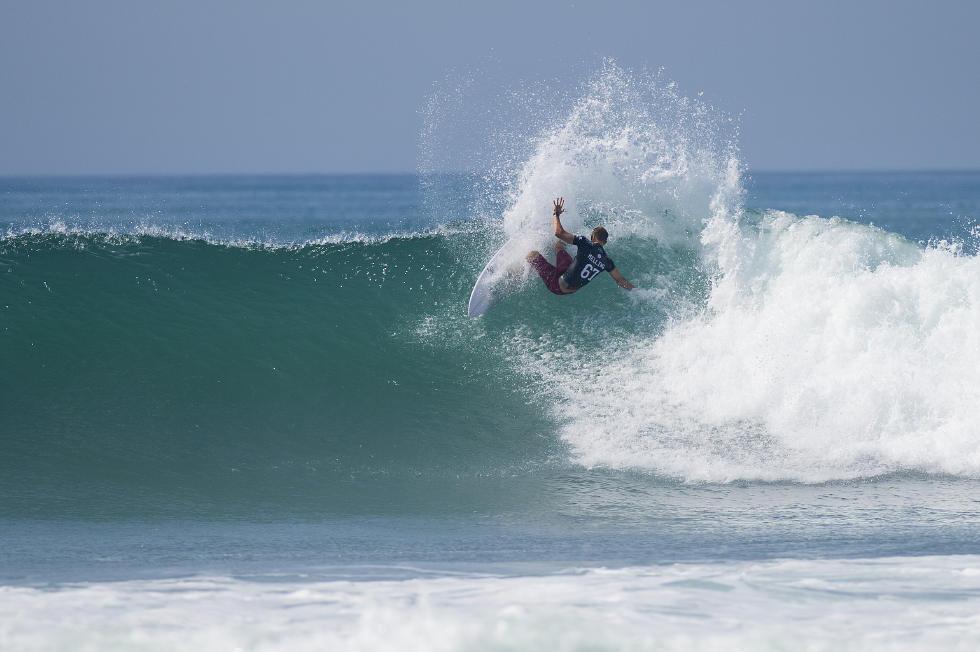 29 Adam Melling Hurley Pro at Trestles Foto WSL Brett Skinner