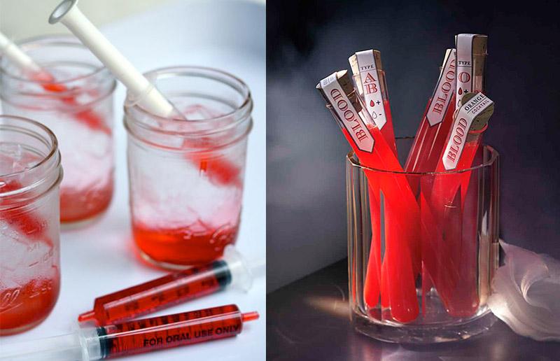 Drink vermelho