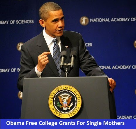 Obama_College_Grants_For_Single_Mothers