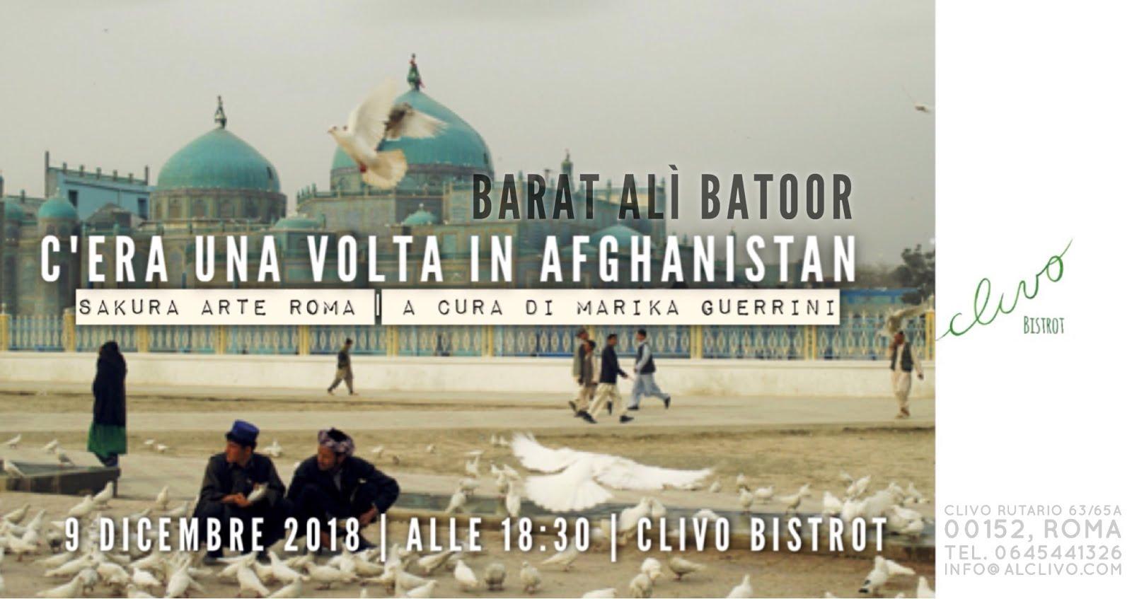 Barat Alì Batoor- mostra fotografica a cura di Marika Guerrini