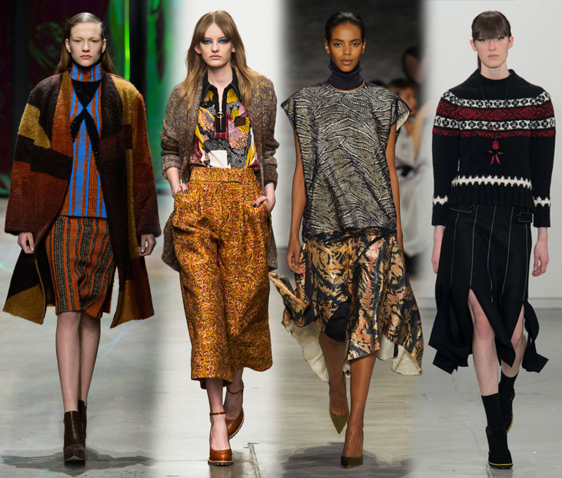 von vogue nyfw fall 2015 trends mixed prints