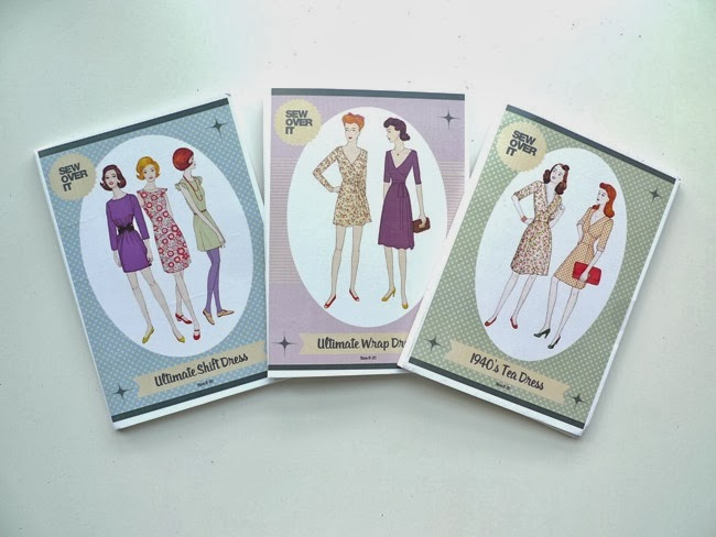 Tilly and the Buttons: Sew Over It Sewing Patterns