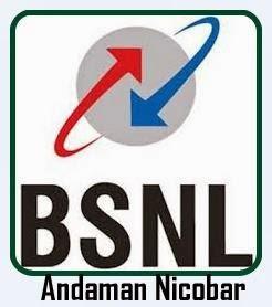 BSNL Andaman Nicobar 3G